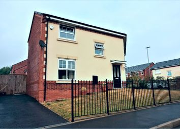 Thumbnail 3 bed detached house for sale in Norway Maple Avenue, Manchester