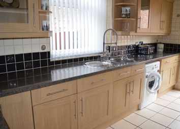 Thumbnail 3 bed terraced house to rent in Queen Street, Crewe