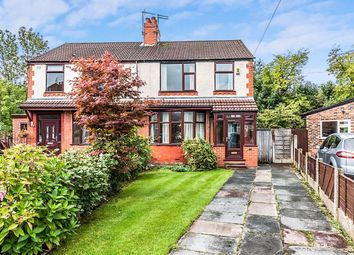 Thumbnail 3 bedroom semi-detached house for sale in Withnell Road, Didsbury, Manchester