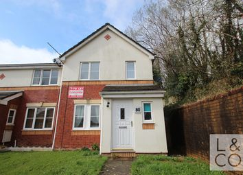 Thumbnail 3 bed semi-detached house to rent in Cedar Wood Drive, Rogerstone