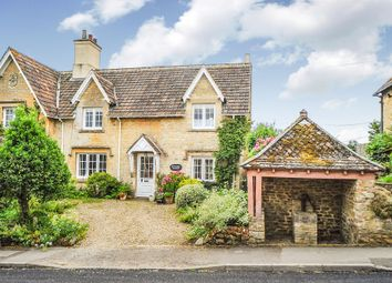 Thumbnail 3 bed cottage for sale in Bremhill, Calne