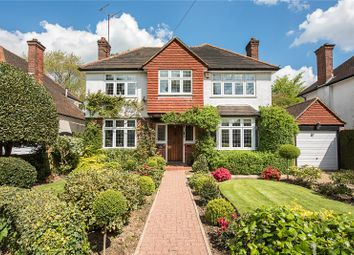 4 bed detached house for sale in Old Barn Lane, Croxley Green, Rickmansworth, Hertfordshire WD3