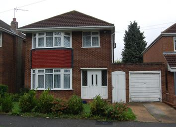 Thumbnail 3 bedroom detached house to rent in Barton Road, Luton