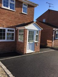 Thumbnail 2 bed semi-detached house to rent in Appletree Road, Hatton, Derby
