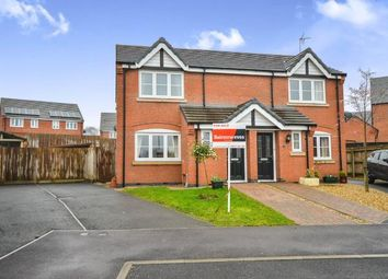 Thumbnail 3 bed semi-detached house for sale in Amber Grove, Sutton-In-Ashfield