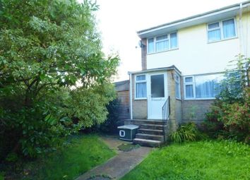 Thumbnail 3 bed end terrace house to rent in Priors Walk, Newport