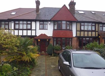 Thumbnail 3 bedroom terraced house for sale in Palmerston Road, Buckhurst Hill, Essex