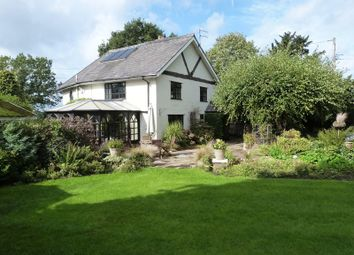 Thumbnail 4 bed property for sale in Holmes Chapel Road, Davenport, Congleton