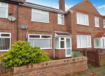 Thumbnail 3 bedroom terraced house to rent in Burnfield Road, Reddish, Stockport, Cheshire