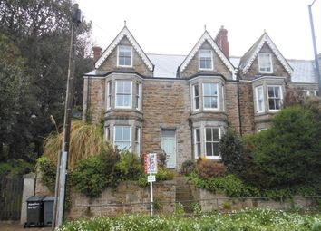 Thumbnail 1 bed flat to rent in Greenbank, Penzance
