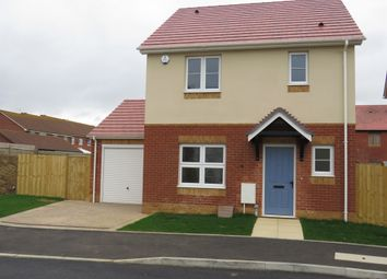Thumbnail 3 bed detached house for sale in Gentian Way, Weymouth