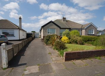 Thumbnail 2 bed semi-detached bungalow for sale in Hill Road, Barrow-In-Furness, Cumbria