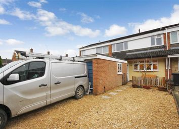 Thumbnail 4 bedroom terraced house for sale in Raybrook Crescent, Rodbourne, Swindon
