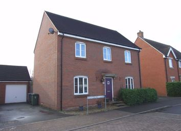 Thumbnail 4 bed detached house for sale in Nightingale Close, Melksham
