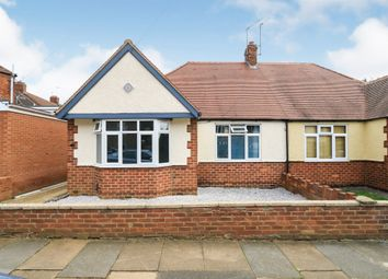 Thumbnail 2 bed semi-detached bungalow for sale in Lyncroft Way, Northampton