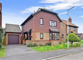 Thumbnail 3 bed detached house for sale in Woodcote, Chestfield, Whitstable, Kent