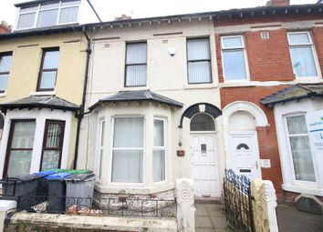 Thumbnail 4 bedroom terraced house for sale in Lowrey Terrace, Blackpool