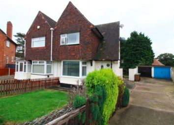 Thumbnail 3 bed semi-detached house for sale in Ashworth Close, Nottingham