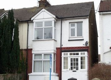 Thumbnail 1 bed flat to rent in Barnsole Road, Gillingham
