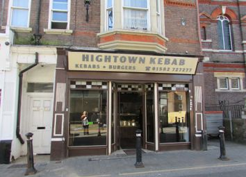 Thumbnail Retail premises to let in High Town Road, Luton