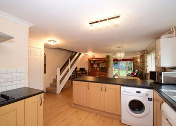 Thumbnail 4 bedroom end terrace house for sale in Coventry Close, Stevenage, Hertfordshire