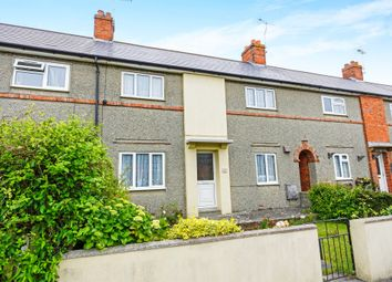 Thumbnail 3 bed terraced house for sale in Lorne Road, Dorchester