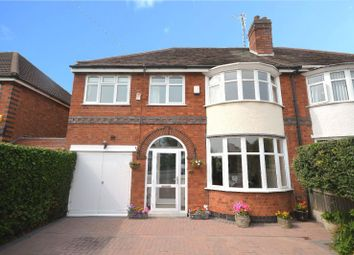 Thumbnail 4 bedroom semi-detached house for sale in Scraptoft Lane, Leicester, Leicestershire