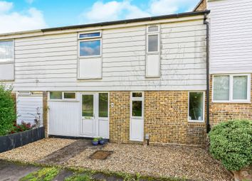 Thumbnail 3 bed terraced house for sale in Cairngorm Close, Basingstoke