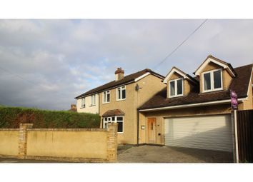 Thumbnail 4 bed semi-detached house for sale in Rosary Gardens, Ashford