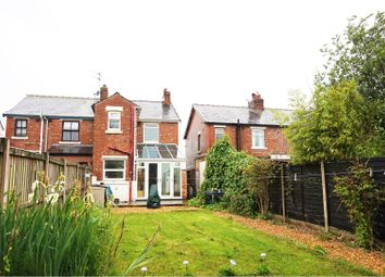 Thumbnail 3 bed semi-detached house for sale in Bush Lane, Preston