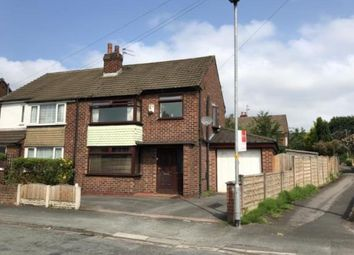 Thumbnail 3 bed semi-detached house for sale in Gordon Avenue, Woolston, Warrington, Cheshire