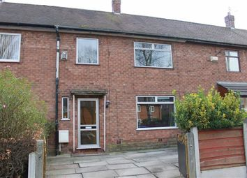 Thumbnail 3 bed terraced house to rent in Greenbrow Road, Newall Green, Manchester