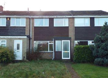 Thumbnail 3 bed terraced house for sale in Buckingham Avenue, Hucknall, Nottingham, Nottinghamshire
