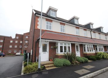 Thumbnail 3 bed town house to rent in Camberwell Drive, Walton, Warrington