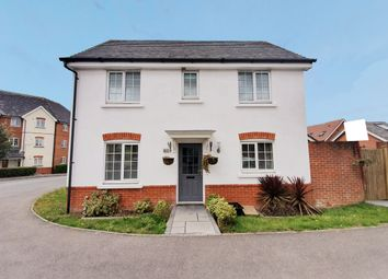 Thumbnail 3 bed detached house for sale in Silver Birch Way, Whiteley, Fareham