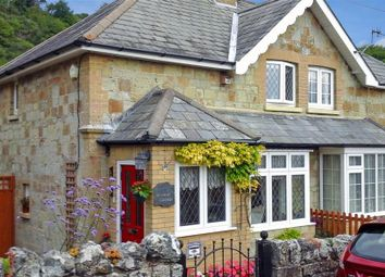 Thumbnail 2 bed semi-detached house for sale in Seven Sisters Road, St. Lawrence, Ventnor, Isle Of Wight