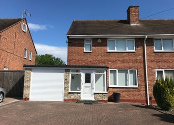 2 bed semi-detached house for sale in Thistledown Road, Shard End, Birmingham B34