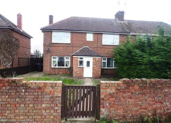 Thumbnail 5 bed semi-detached house for sale in Ermin Street, Blunsdon, Swindon