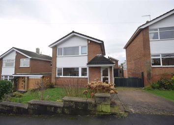 Thumbnail 3 bed detached house to rent in Ladywood Avenue, Belper