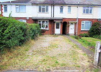 Thumbnail 3 bed terraced house for sale in Park Road, Cosby, Leicester