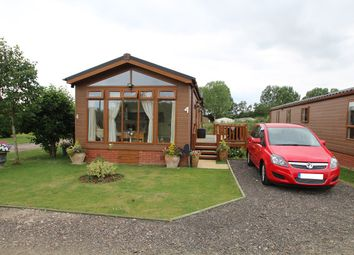 Thumbnail 2 bed mobile/park home for sale in Camping & Caravan, Pettaugh Road, Stonham Aspal, Stowmarket