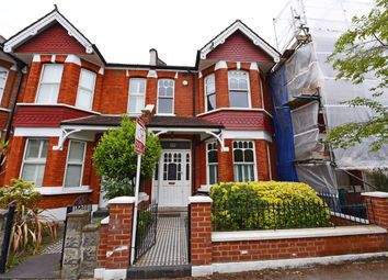 Thumbnail 4 bed terraced house to rent in Braemar Avenue, London