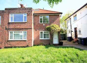 3 bed maisonette to rent in Laleham Avenue, London NW7