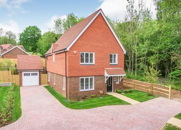 Thumbnail 4 bed detached house for sale in Bluebell Lane, Sharpthorne, East Grinstead