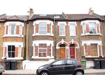 Thumbnail 3 bed flat to rent in Hubert Grove, London