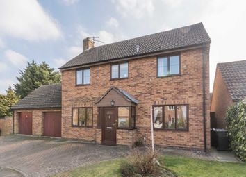 Thumbnail 4 bed detached house for sale in Manning Close, Bloxham, Banbury