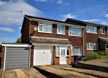 Thumbnail 4 bedroom semi-detached house for sale in Lingfield Road, Royston