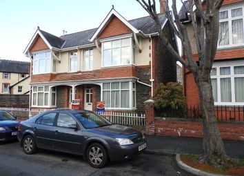 Thumbnail 4 bed semi-detached house for sale in Iorwerth Avenue, Aberystwyth