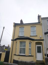 Thumbnail 3 bed end terrace house to rent in Ryder Road, Plymouth