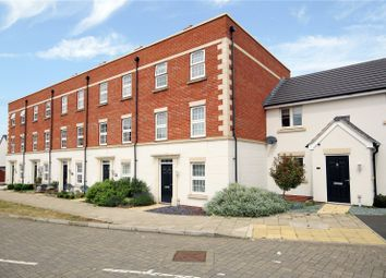 4 bed terraced house for sale in Vaughan Williams Way, Redhouse, Swindon, Wiltshire SN25